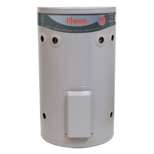 Rheem 50L Electric Water Heater (with plug)